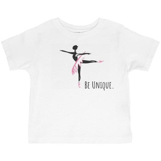 Be Unique Toddler T