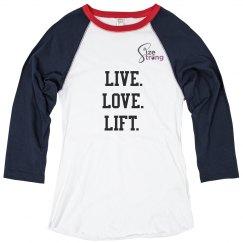 LIVE LOVE LIFT