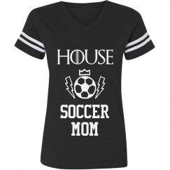 House Soccer Mom