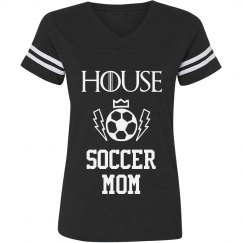 House Soccer Mom