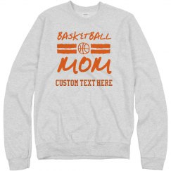 Cute Basketball Mom Sweats
