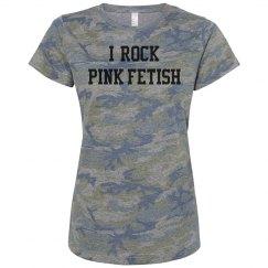 Rock Pink Cam