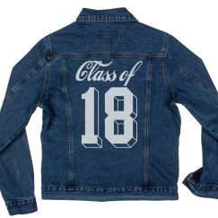 Class of 2018 Denim Jacket