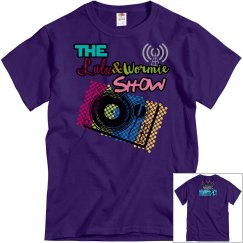 The Lulu & Wormie Show Shirt 1
