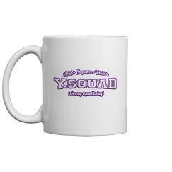 Y Squad Mascara Crew Mug