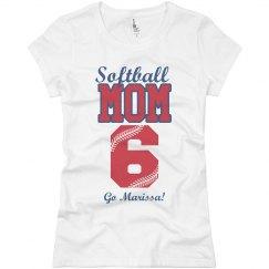 A Very Proud Softball Mom