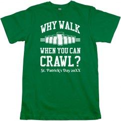 Why Walk St. Patrick's Pub Crawl