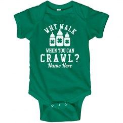 St. Patrick's Baby Bottle Crawl