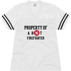 Property of a firefighter