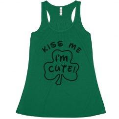 Kiss Me I'm A Cutie