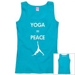 YOGA PEACE TEE