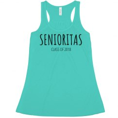 2018 Senior Girls Senioritas