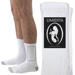 Umidita Logo Socks