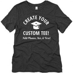 Custom Tees For Graduation Family