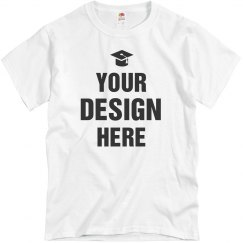 Create Custom Graduation Tees For Family