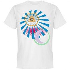 Johnny Dappa Trading Co. Premium Summer Crest T-Shirt W