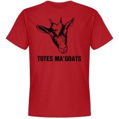 Totes Ma'Goats