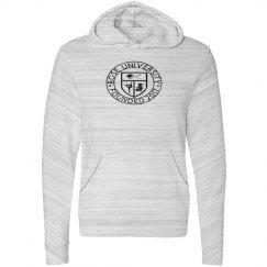 Rose University Hoodie (Grey)