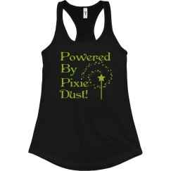 Powered by Pixie Dust!