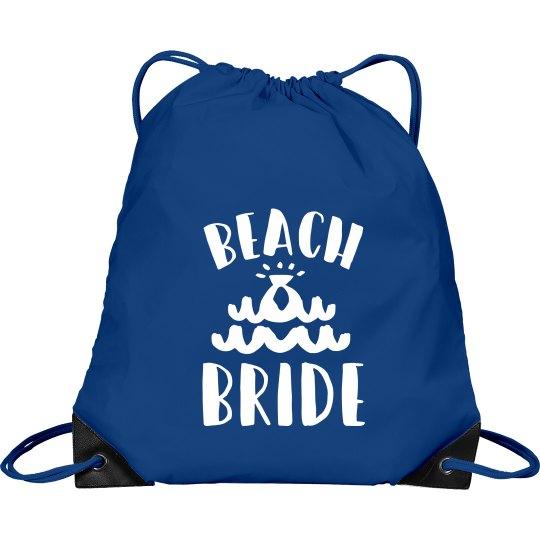 Beach Bride Backpack