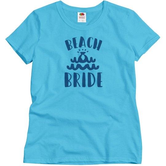 Beach Bride Tee