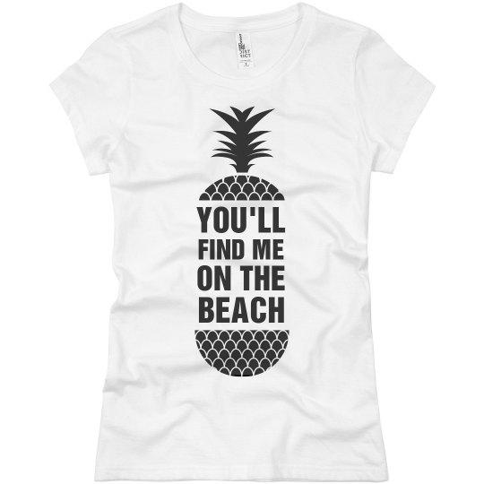Beach Pineapple