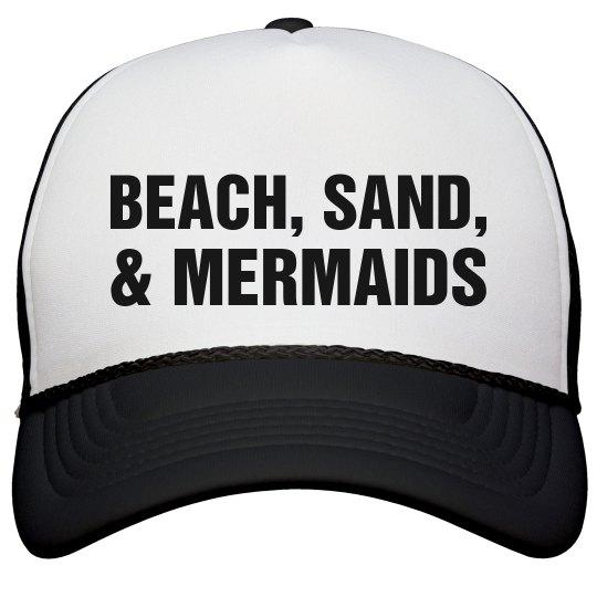 Beach, Sand, & Mermaids