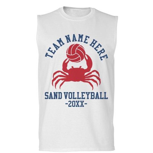 Beach Sand Volleyball