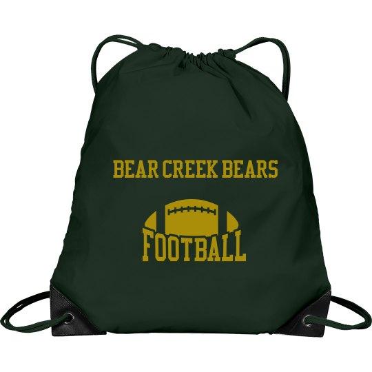Bear Creek Bears Bag 1