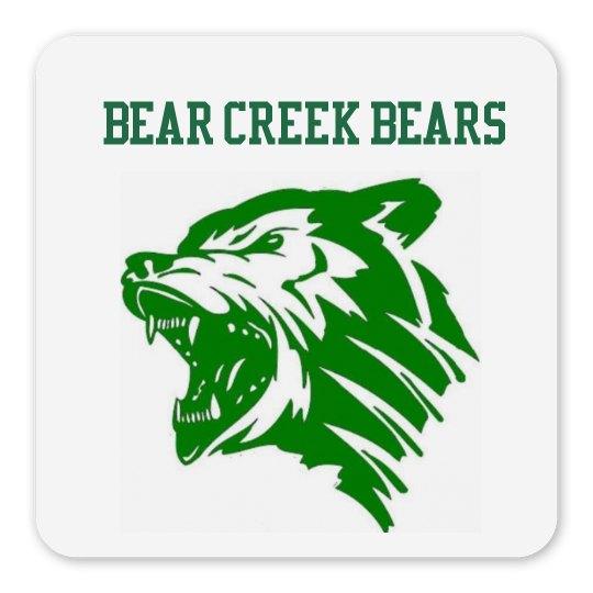 Bear Creek Bears Magnet