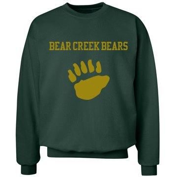 Bear Creek Bears Sweatshirt
