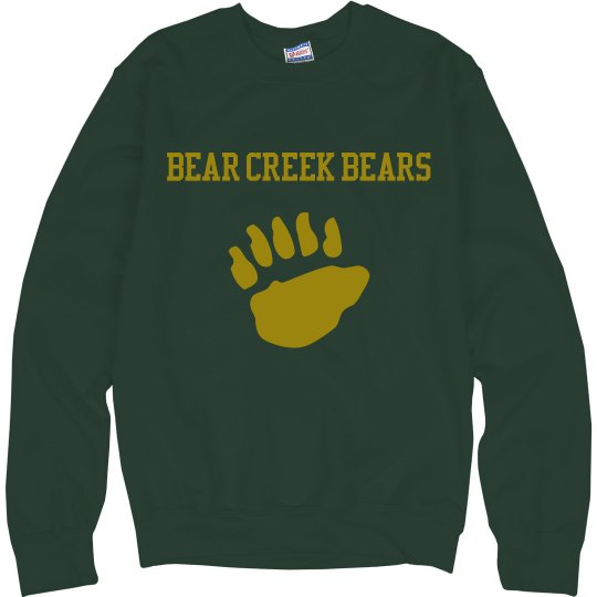 Bear Creek Bears Sweatshirt