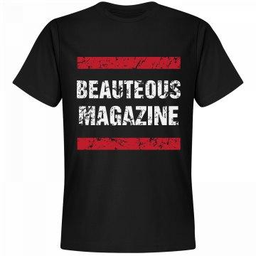 Beauteous Magazine Tee