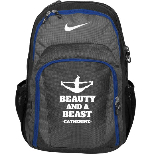 Beauty Beast Cheer Gear