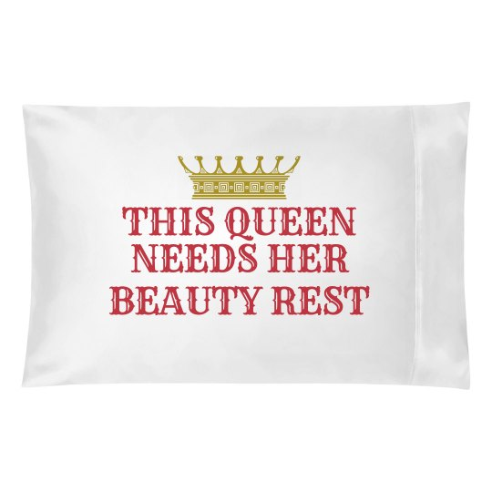Beauty Rest Red