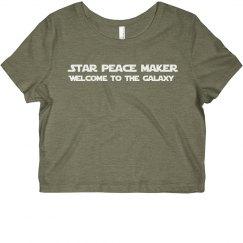 Star peacemaker 'wars'