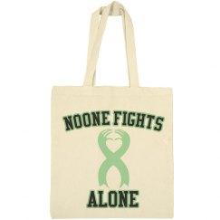 Noone fights alone bag
