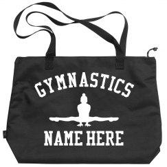 Sporty Custom Gymnastics Bag