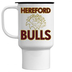 Hereford travel mug