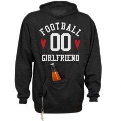 Boozy Football Girlfriend