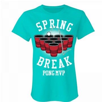 Beer Pong MVP Breaker