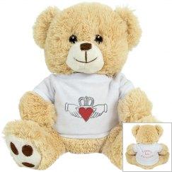 Irish Claddagh Tiger