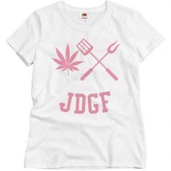 JDGF SHIRT ladies pink