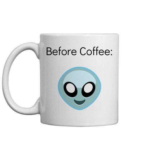 Before & After Mug
