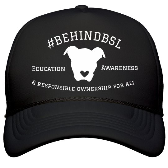 #BehindBSL Hat