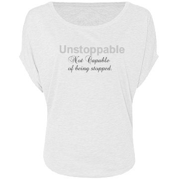 Bella Unstoppable Top