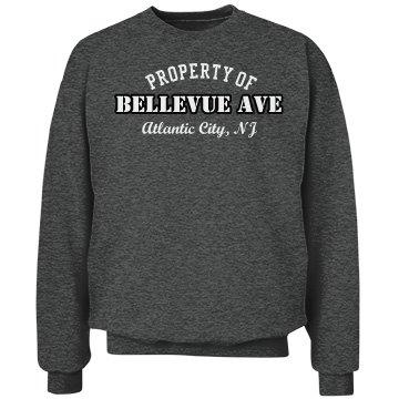 Bellevue Ave- Unisex Dark