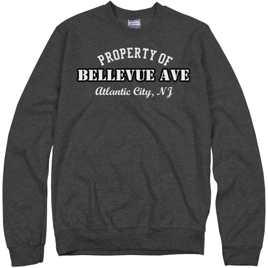 Bellevue Ave- Unisex Dark
