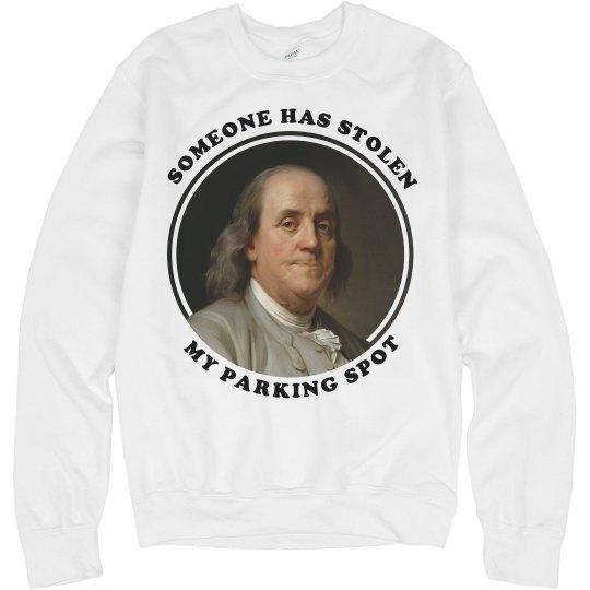 Ben Franklin is Sour