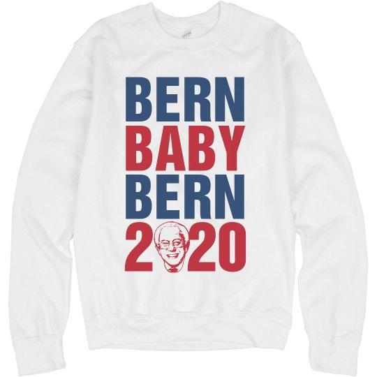 Bern Baby Bern Bernie Sanders